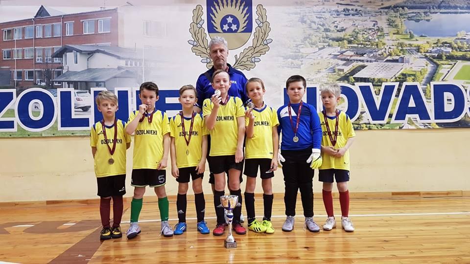 Futbola komanda