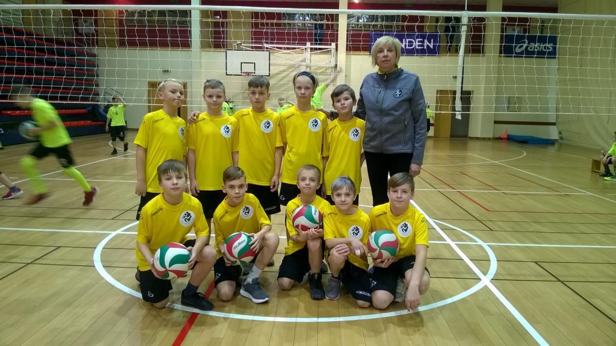 Volejbola komanda