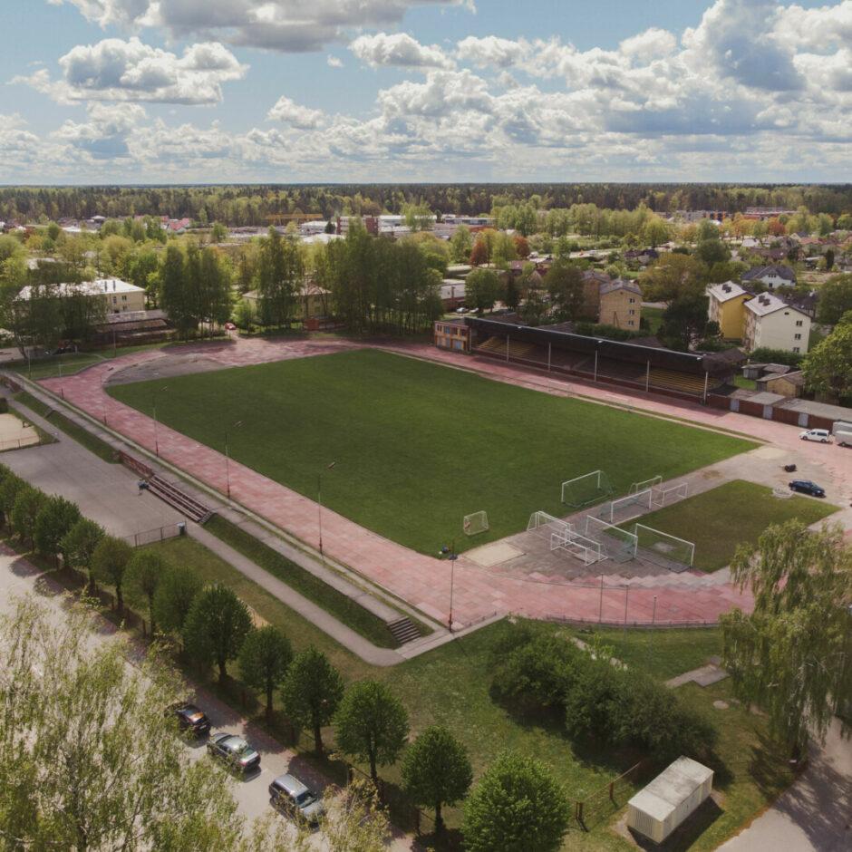 Skolas stadions